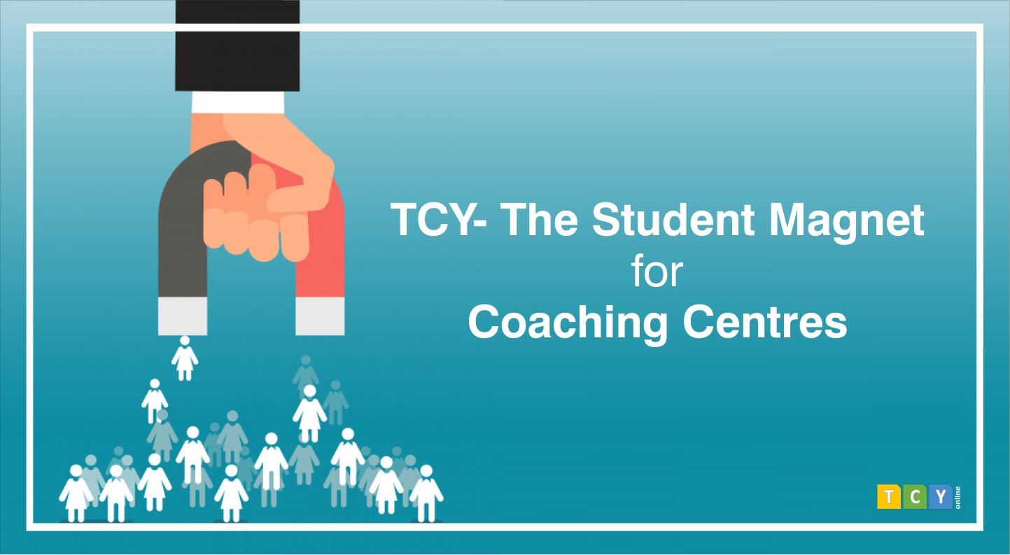 TCY- The Student Magnet for Coaching Centres